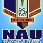My Logo : UNIZIK Post UTME Form