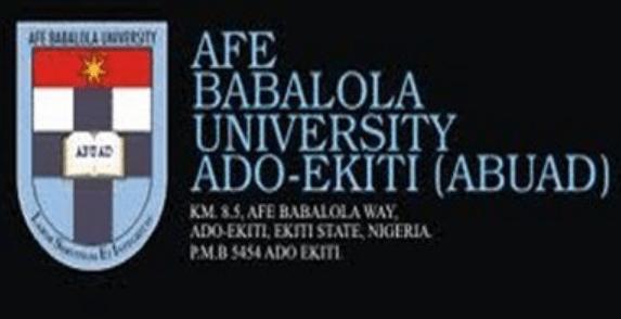 My Logo: ABUAD Post UTME Form