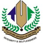 My Logo: TASUED Post UTME Form