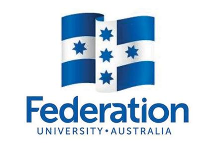 my logo : Federation University Australia PhD Scholarship