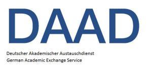 My Logo: DAAD International Scholarship