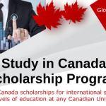 My Logo : Canada Government Scholarship