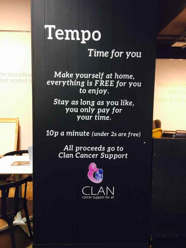 Tempo Aberdeen Clan Cancer Support
