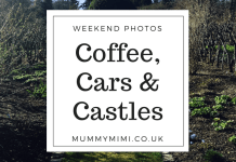 Weekend Photos | Coffee, Cars and Crathes Castle