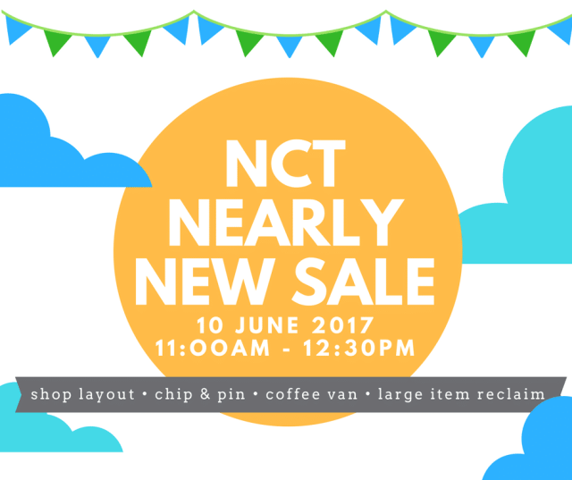 What's On Aberdeen City & Aberdeenshire Kids and Families June 2017 NCT Nearly New Sale