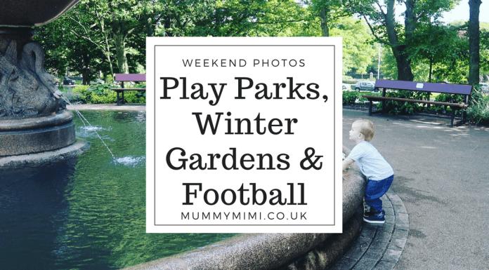 Aberdeen Family Weekend Photos & Vlog | Play Parks, Winter Gardens & Football Scotland Aberdeenshire Days Out Duthie Park