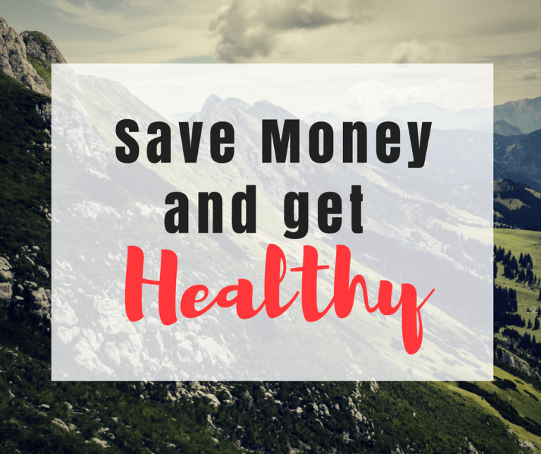 save money and get healthy