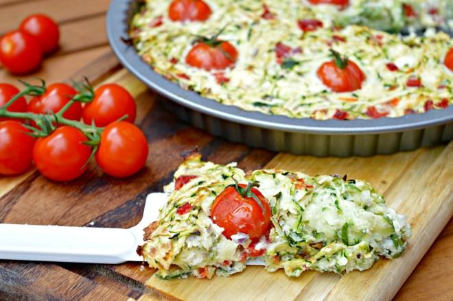 MM: Zucchini Frittata