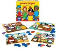 Pirate shapes - Orchard Toys