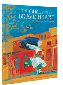 Barefoot Books - Girl with a brave heart