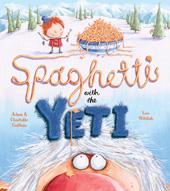 Spahetti with the Yeti from egmont press
