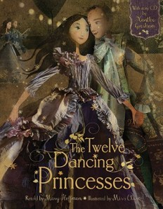 the twelve dancing princesses barefoot books