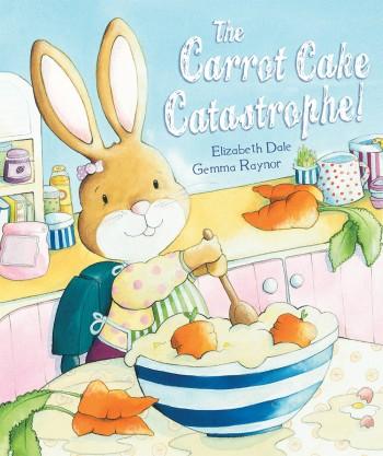 Parragon carrot cake