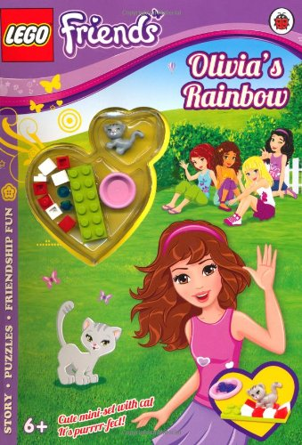 Olivias Rainbow Lego Friends