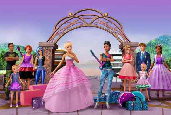 Barbie in Rock N Royals still 1