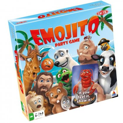 Emojito Party Game from Tactic Games - Family Fun - Mummy's