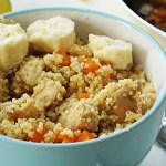 Chicken and Carrot Couscous