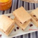 Tuna and Raisins Sandwich