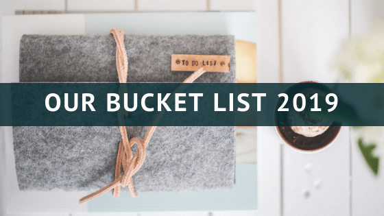 Bucket List ideas