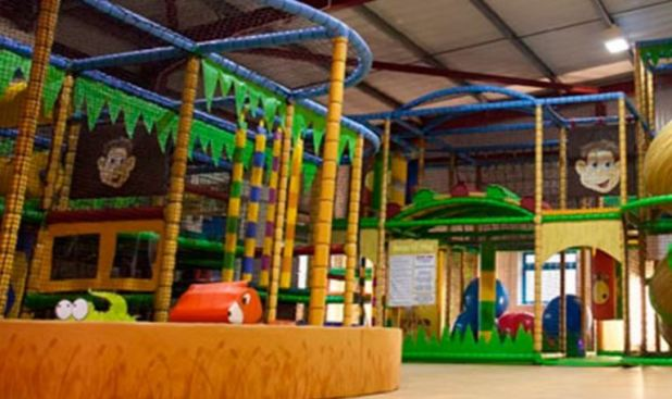 Jungle Jacks Soft Play
