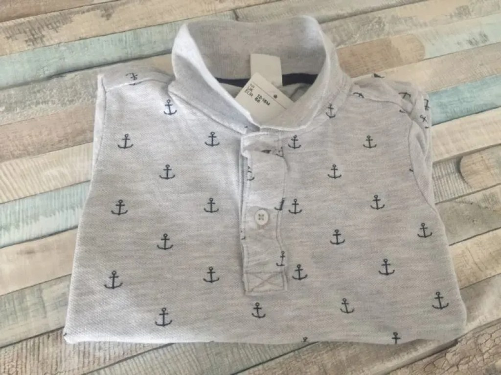 H&M Baby haul for Summer 2017. A range of clothes in sizes 12-18m bought for my baby boy for the summer and our holidays abroad.