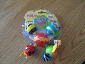 Nuby Twisty Bugz