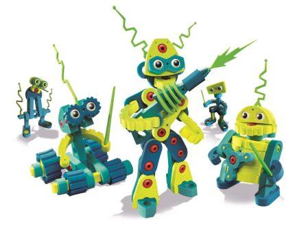 Bloco Robots - Group Shot