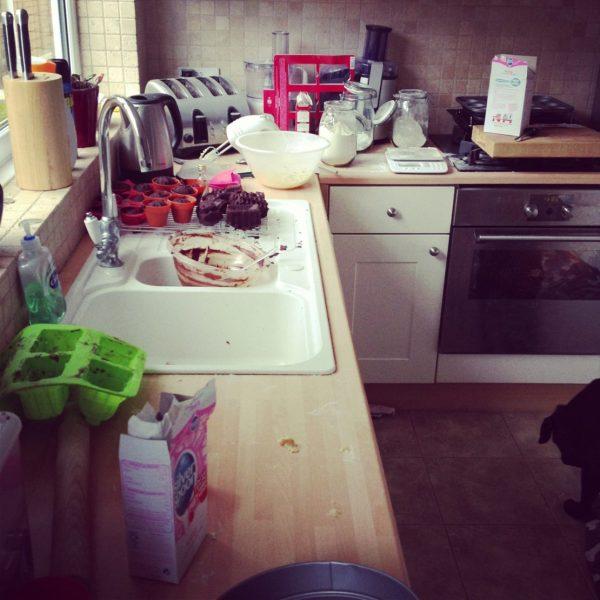 Baking Mess