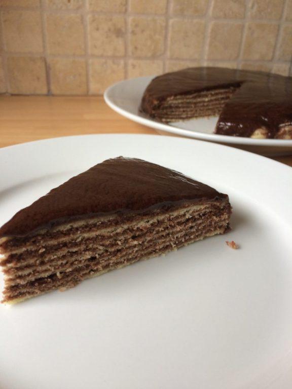 Chocolate Schichttorte