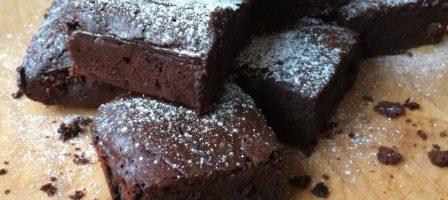*Recipe* Eric Lanlard's Devilish Chocolate Brownies