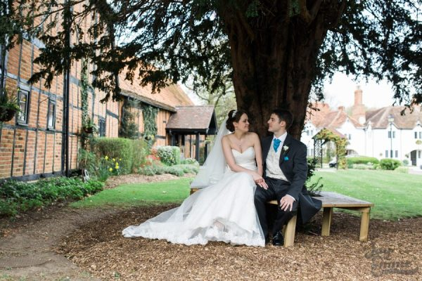 Us on our big day, photo by the amazing Jay Emme Photography