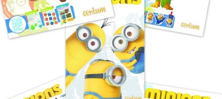 *Prize  Draw* A bundle of Minions Books from Centum Books
