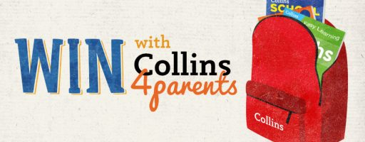 *Prize Draw* Win a £100 back to school bundle from Collins