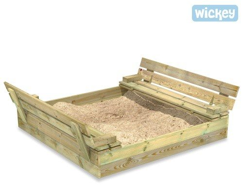 Wickey Flip Sandpit