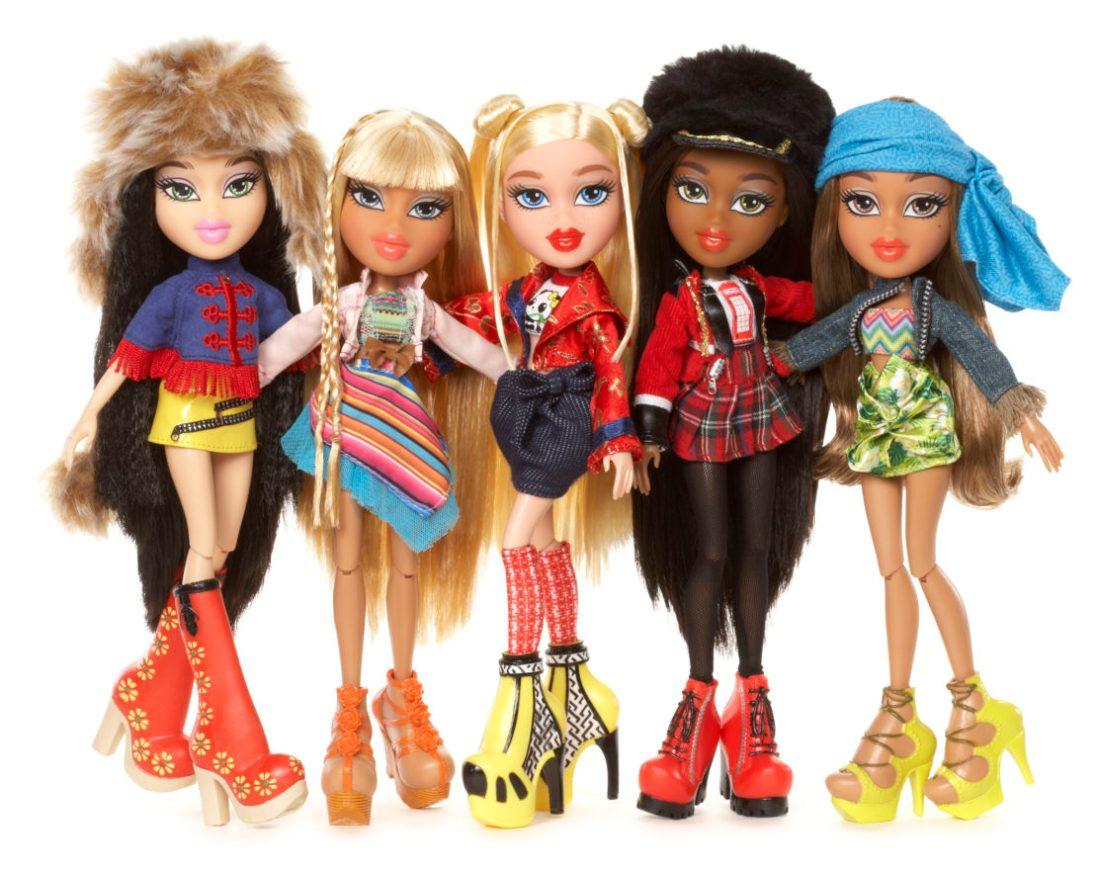 Bratz Study Abroad Doll Asst FW 01