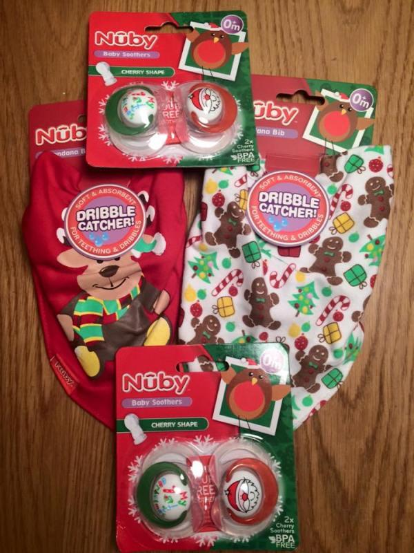 Nuby Festive Bundle