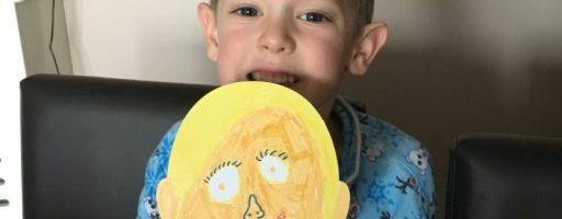Spring time crafts with Baker Ross