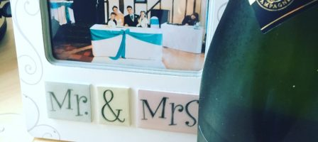 #TheOrdinaryMoments – Our 1st Wedding Anniversary – 12/04/2016