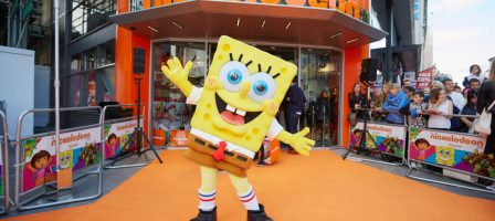 *Prize Draw* £20 Voucher to spend at The Nickelodeon Store, Leicester Square