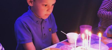#TheOrdinaryMoments – Birthday Boy – 19/06/16