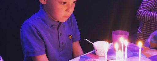 #TheOrdinaryMoments – Birthday Boy – 19/06/16