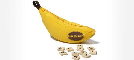 *Prize Draw* Bananagrams