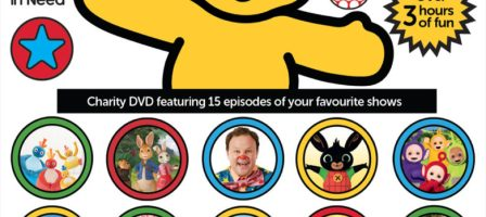 *Prize Draw* Pudsey and Friends DVD