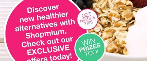 Getting healthy with the help of Shopmium