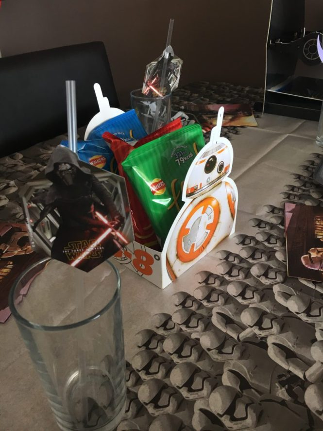Disney Star Wars party