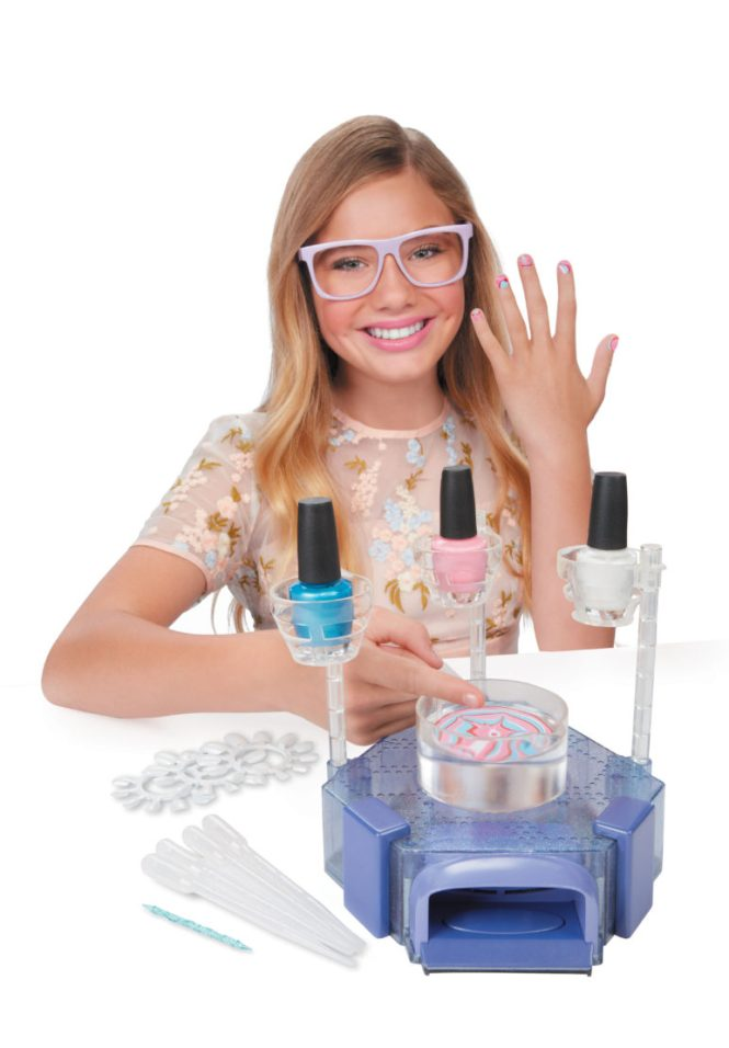 Project Mc2 H20 Nail Science Kit