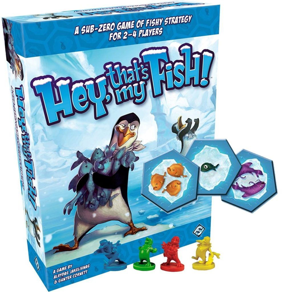 Hey, that's my fish board game