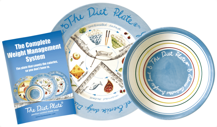The diet plate