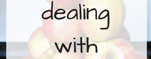 3 top tips for dealing with fussy eaters
