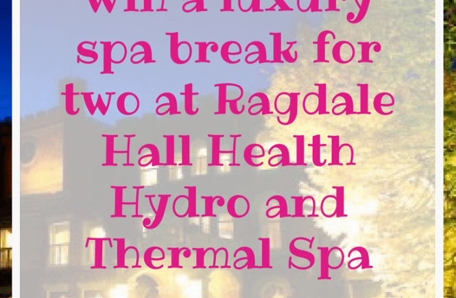 A luxury spa break for two at Ragdale Hall Health Hydro and Thermal Spa